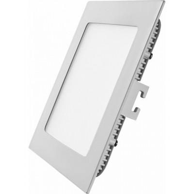 """LED панель 12W 840LM 85-265V 4500K квадрат Комфорт """"LEMANSO""""  LM1048"""