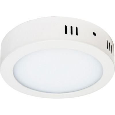 """Накладная круглая LED панель 6W 450LM 6400K """"LEMANSO"""" LM421"""