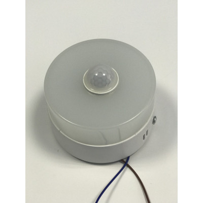 "LED панель 2016 модель 6W с сенсором 420LM 4500K круг 85-265V ""LEMANSO"" LM525"