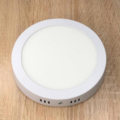 """Накладная круглая LED панель 12W 900LM 4500K  85-265V """"Обрий"""" """"LEMANSO"""" LM1050"""