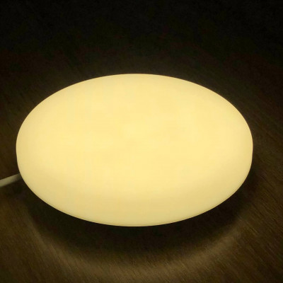 "LED панель 24W 2400LM 4500K 110-240V IP44 ""Стелс"" круг ""LEMANSO"" LM1066"