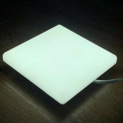 """LED панель 18W 1620LM 6500K 110-240V IP44 """"Стелс"""" квадрат """"LEMANSO"""" LM1067"""