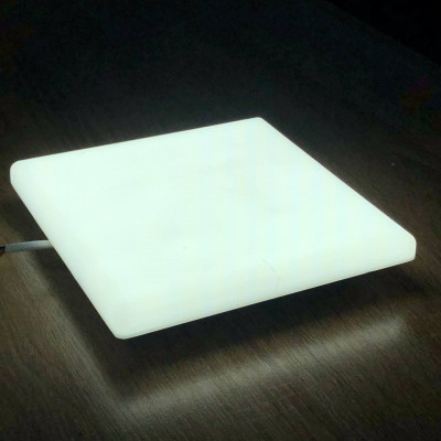 """LED панель 24W 2400LM 6500K 110-240V IP44 """"Стелс"""" квадрат """"LEMANSO"""" LM1068"""