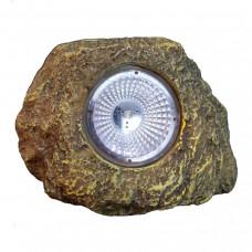 "Светильник LED газон  с выкл., 1LED белый IP44 1год камень ""LEMANSO"" CAB90"