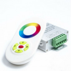 "Контроллер для светодиодной ленты на три канала 12V 50-100 м. ""LEMANSO"" LM808"
