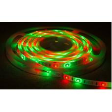 """Светодиодная лента SMD 5050 - 30 LED IP20 14-15Lm/led 7.2W 12V RGB """"BIOM"""" (5м.)"""