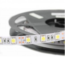 """Светодиодная лента SMD 2835 - 120 LED IP20 8-10Lm/led 9,6W 12V тепло белый """"BIOM"""" (5м.)"""
