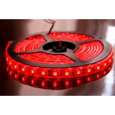 """Светодиодная лента SMD 3528 - 120 LED IP20 4-5Lm/led 9.6W 12V красный """"BIOM"""" (5м.)"""