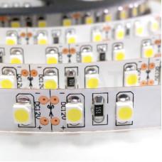 """Светодиодная лента SMD 2835 - 120 LED IP20 8-10Lm/led 9,6W 12V белый """"BIOM"""" (5м.)"""