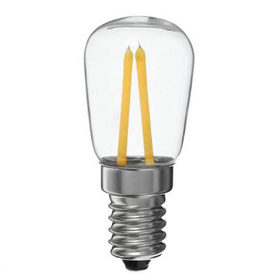 "Лампа светодиодная 0,8W T20 E14 64LM 6500K 230V для холодильника ""LEMANSO""LM3083"