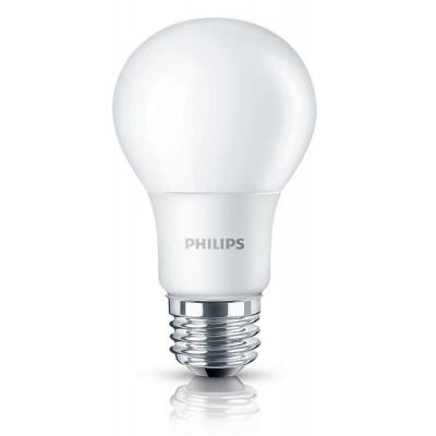 """Лампа светодиодная ESS LEDBulb 7W-75W 6500K 230V A60_E27 RCA """"PHILIPS"""" 90014621"""