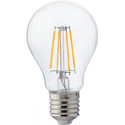 """Лампа светодиодная A55 6W E27 4LED 2700-3200K 230V """"LEMANSO"""" LM338"""