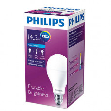 """Лампа светодиодная LEDBulb 14.5-120W 6500K 230V A67 APR_E27 """"PHILIPS"""" 8718696715420"""