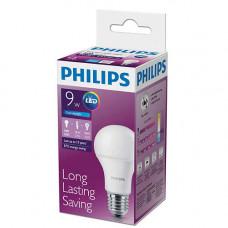 """Лампа светодиодная ESS LEDBulb 9W-100W 6500K 230V A60_E27 RCA """"PHILIPS"""" 90014557"""