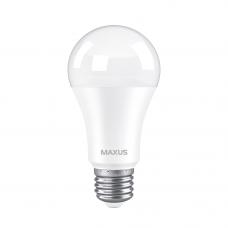 Лампа светодиодная A60 12W 4100K 220V E27 MAXUS 1-LED-778