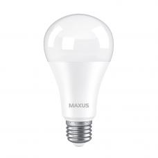Лампа светодиодная A70 15W 4100K 220V E27 MAXUS 1-LED-782