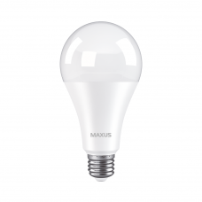 Лампа светодиодная A80 18W 3000K 220V E27 MAXUS 1-LED-783