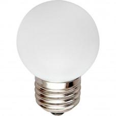 "Лампа светодиодная G45 1,2W E27 белый шарик ""LEMANSO"" LM705"