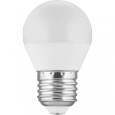 """Лампа светодиодная G45 4W E27 380LM 4000K 220-240V шарик ( гарантия 1 год ) """"LEMANSO"""" LM793"""