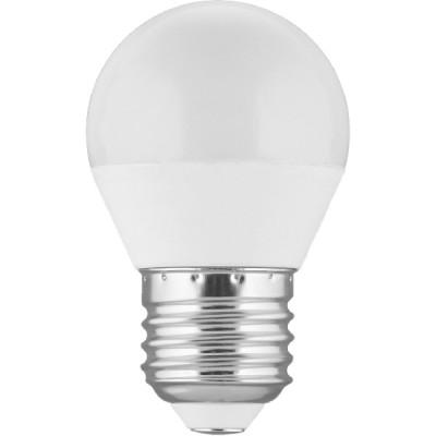 "Лампа светодиодная G45 3W E27 250LM 4000K 220-240V шарик ( гарантия 6 месяцев ) ""LEMANSO"" LM3021"