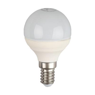 """Лампа светодиодная G45 9W E14 900LM 6500K 175-265V шарик """"LEMANSO"""" LM3059"""