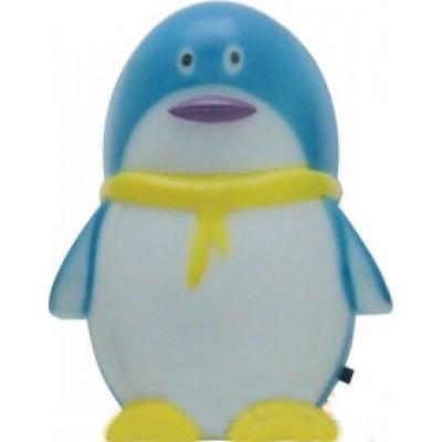 """Ночник Пингвин синий """"LEMANSO"""" NL12"""