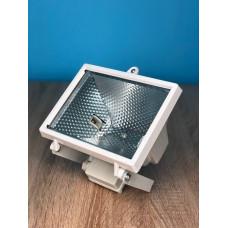 "Прожектор галогенный 500W IP44  J118 белый ""ELECTRUM"" B-FH-0319"
