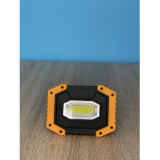 "Прожектор LED 5W COB 380LM 6500 IP44 жёлто-черний ""LEMANSO"" LMP81"