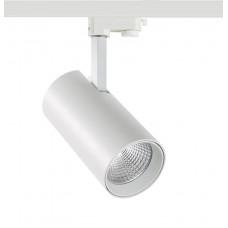 "Трековый светильник LED 10W 800LM 6500K белый ""LEMANSO"" LM507-10"