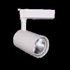"Трековый светильник LED 20W 1400LM 6500K белый ""LEMANSO"" LM562-20"
