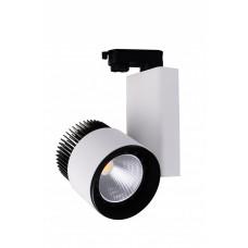 "Трековый светильник LED 20W 1400LM 6500K белый ""LEMANSO"" LM559-20"
