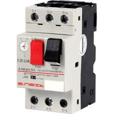 """Автоматический выключатель защиты двигателя e.mp.pro.0.4, 0,25-0,4А """"E.NEXT"""" p004015"""
