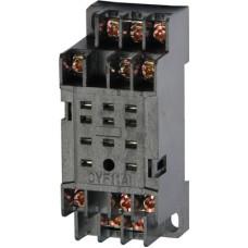 """Разъем модульный e.control.p34s для промежуточного реле 3А на 4 группы контактов """"E.NEXT"""" i.pif.14a"""
