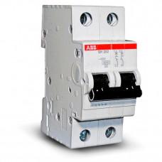 "Автоматический выключатель 2 пол. 10A ""ABB ELECTRIK"" SH 202-B"
