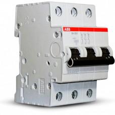 "Автоматический выключатель 3 пол. 10A ""ABB ELECTRIK"" SH 203-B"