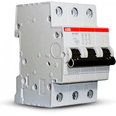 "Автоматический выключатель 3 пол. 63A ""ABB ELECTRIK"" SH 203-B"
