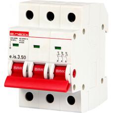 "Выключатель нагрузки на DIN-рейку e.is.3.125, 3р, 125А ""E.NEXT"" p008010"
