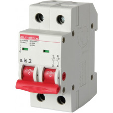 "Выключатель нагрузки на DIN-рейку e.is.2.125, 2р, 125А ""E.NEXT"" p008012"