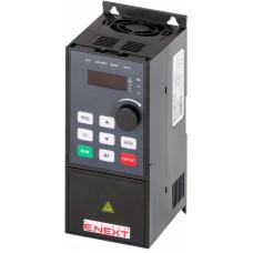 "Преобразователь частоты e.f-drive.0R7h 0,75кВт 3ф/380В ""E.NEXT"" i0800063"