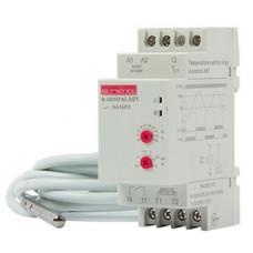 """Реле контроля температуры e.control.h01 с внешним датчиком температуры, 16А АС/DC 24-240 с """"E.NEXT"""" i0310016"""