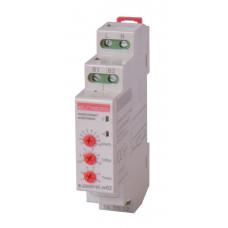 """Реле контроля тока (приоритетное) e.control.w02 """"E.NEXT"""" i0310025"""