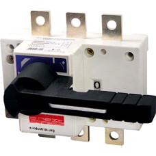 """Выключатель-разъединитель нагрузки e.industrial.ukg.125.3, 3р, 125А, с фронтальной рукояткой управления """"E.NEXT"""" i0590001"""
