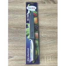 """Нож разделочный, металл. ручка, длина лезвия 19,3 см """"CON BRIO"""" CB-7001"""