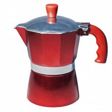 """Гейзерная кофеварка 3 порции,150мл """"CON BRIO"""" СВ6203"""