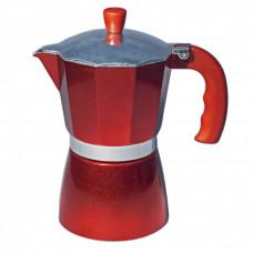 """Гейзерная кофеварка 6 порций,300мл """"CON BRIO"""" СВ6206"""