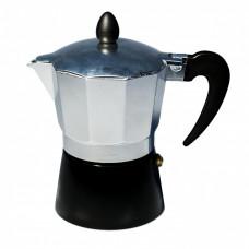 """Гейзерная кофеварка 3 порции,150мл """"CON BRIO"""" СВ6303"""