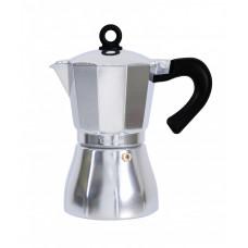 """Гейзерная кофеварка 6 порций,300мл """"CON BRIO"""" СВ6506"""
