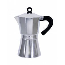 """Гейзерная кофеварка 9 порций,450мл """"CON BRIO"""" СВ6509"""