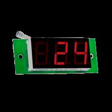 """Термометр с датчиком DS18B20 ТТм-19 без корпуса, (red, green, blue) """"DigiTOP"""""""