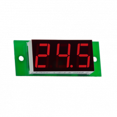 """Вольтметр постоянного тока Вм-19/1 без корпуса (red, green, blue) """"DigiTOP"""""""